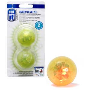 Catit Senses Motion Activated Illuminated Balls
