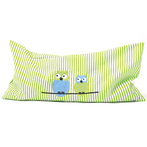 Cat Pillow LEANDER Large - 36 x 18 cm