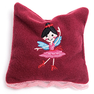 Valerian Pixie Pillow For Cats