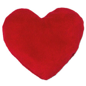 Valerian Heart Pillow Toy For Cats