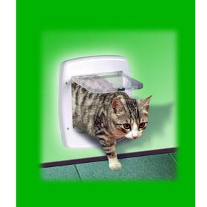 Katzentür