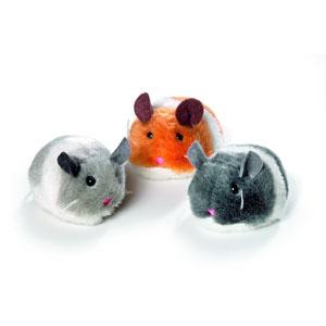 Plush Mice Shakin Jerry Wind-up Mouse - 1 Piece
