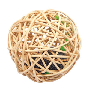 Weidenball mit Soundchipmaus