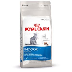 3 x Royal Canin Indoor 27 - 400g