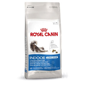 3 x Royal Canin Indoor Longhair 35 - 400g