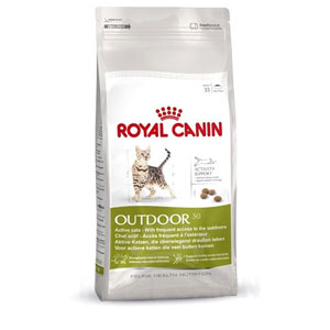 3 x Royal Canin Outdoor 30 - 400g