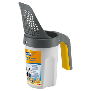 swirl - Cat Litter Bucket Fine