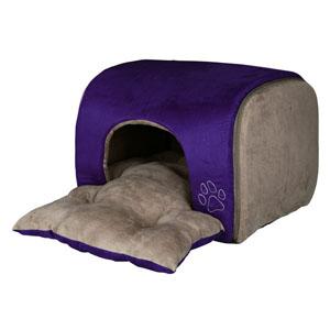 Hollis Cuddly Cave Purple