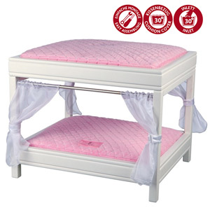 My Princess Canopy Bed