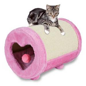 Cat Scratching Roll