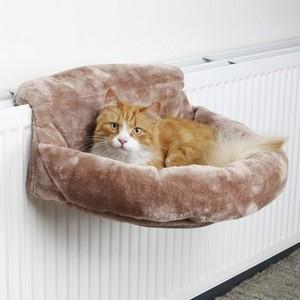 Katzen Liegemulde für Heizkörper