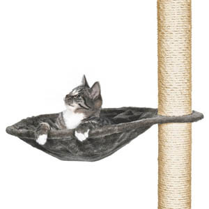 Nest For Scratching Posts - Grey