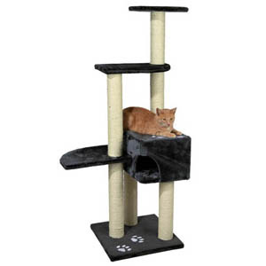 Alicante Scratching Post - Anthracite