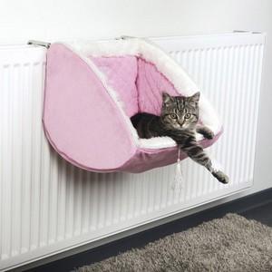 Cat Princess Radiator Bed